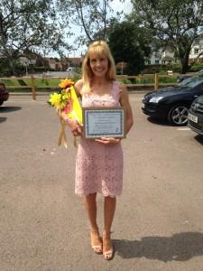 foxes graduation community award